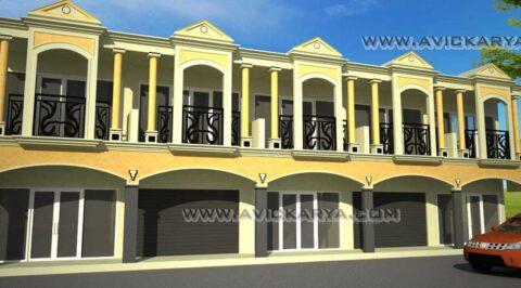 architect portfolio pt avic karya persada kontraktor