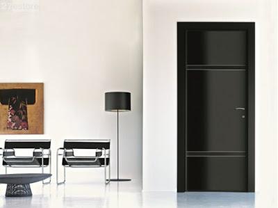 desain pintu kamar rumah minimalis