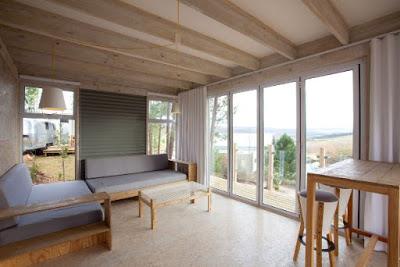 desain pintu ruang tamu minimalis kaca