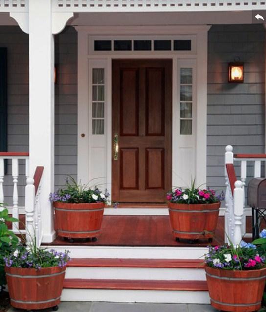 foto pintu rumah minimalis terbaru sederhana