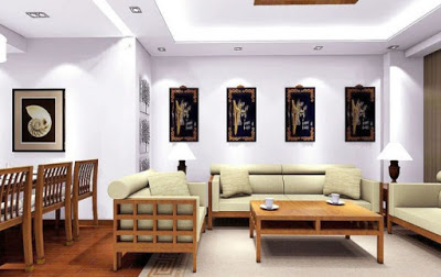 foto plafon rumah minimalis