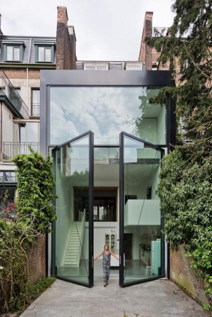 gambar pintu depan rumah minimalis jumbo
