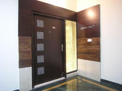 gambar pintu rumah minimalis 1 lantai terbaru