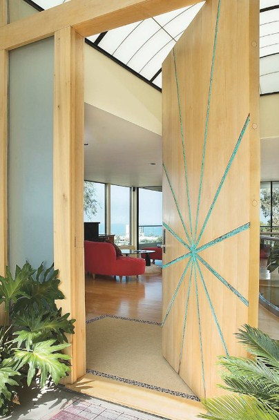 gambar pintu rumah minimalis modern