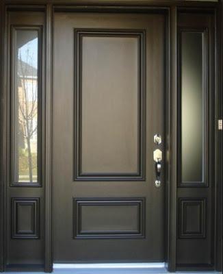 gambar pintu rumah sederhana