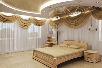 gambar plafon kamar tidur minimalis