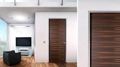 model pintu kamar rumah minimalis modern