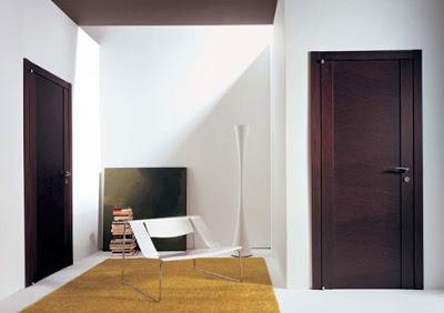 model pintu kamar rumah minimalis sederhana