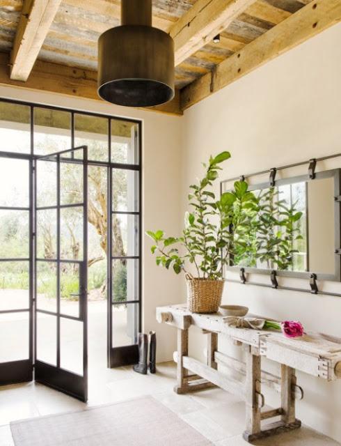 model pintu rumah minimalis dari kaca