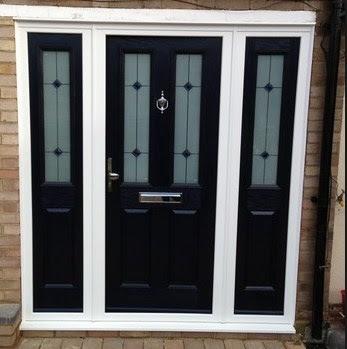 foto pintu dan jendela depan rumah minimalis