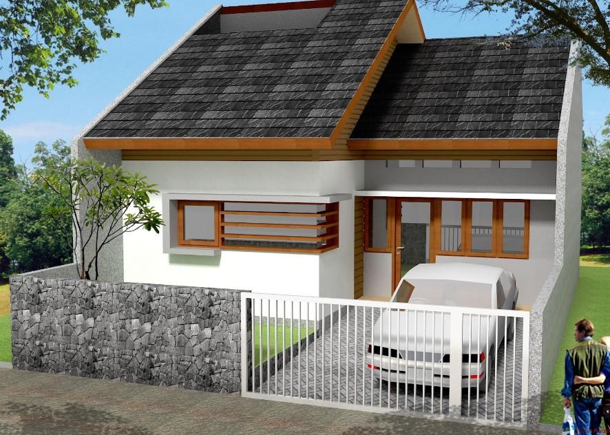Bahan Desain Atap Rumah Minimalis Hemat Energi